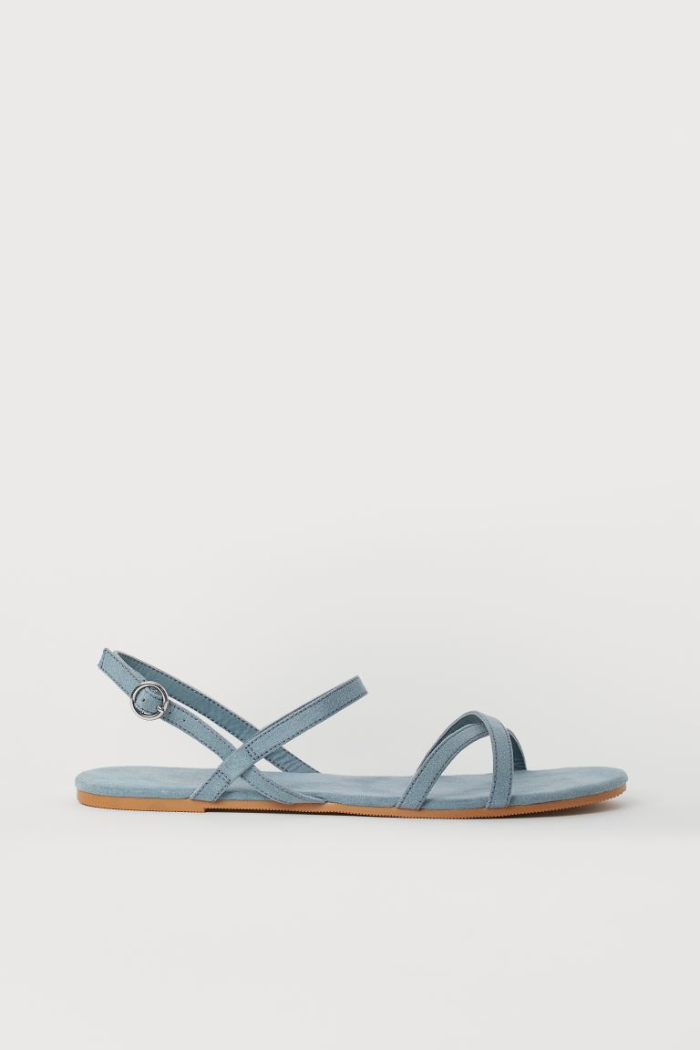 Sandals - Turquoise - Ladies | H&M IN