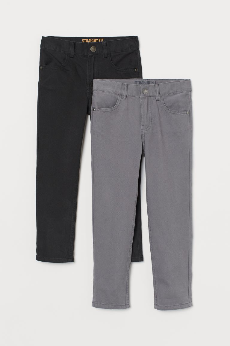 2-pack trousers Regular Fit