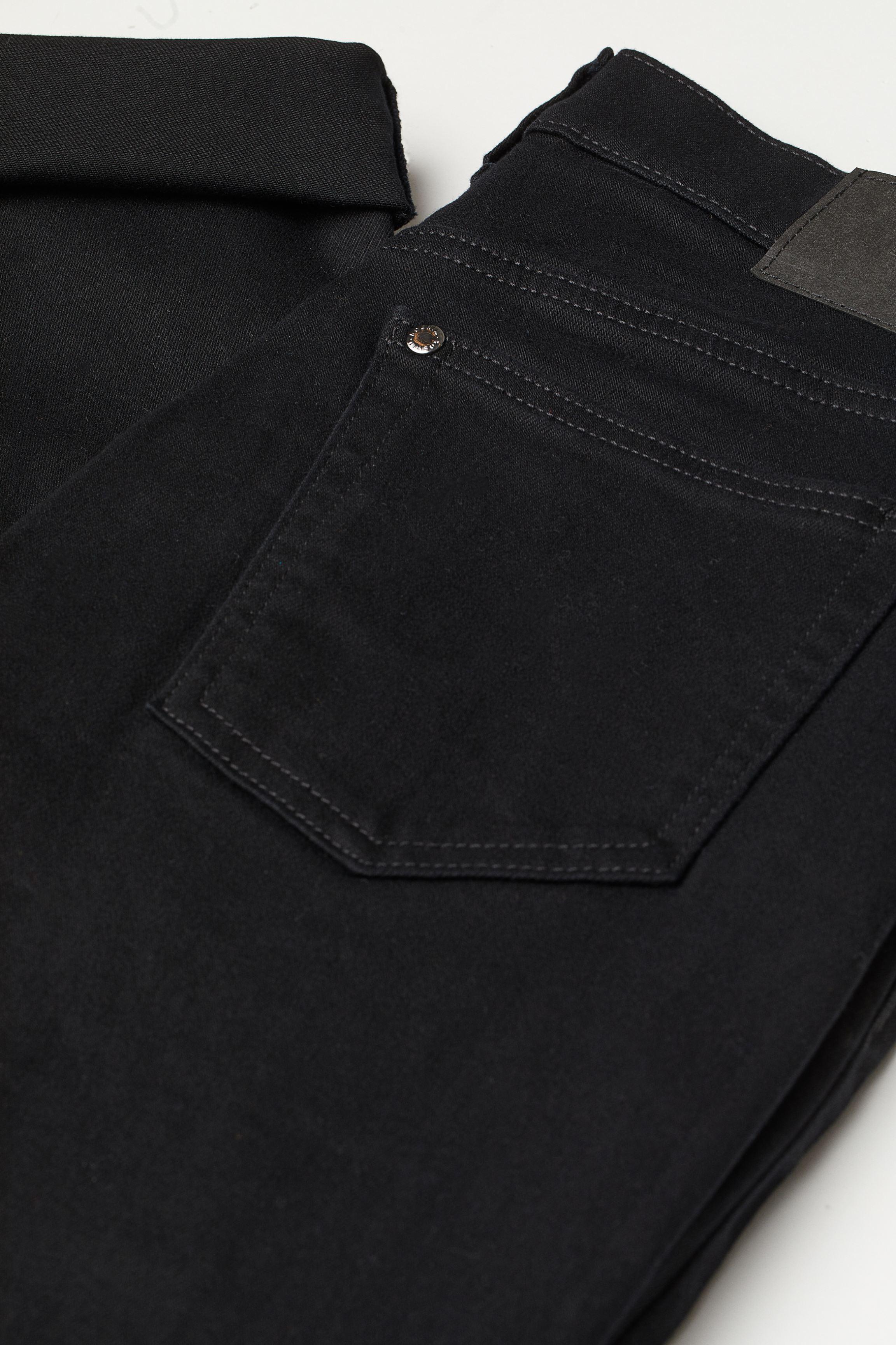 Skinny No Fade Black Jeans