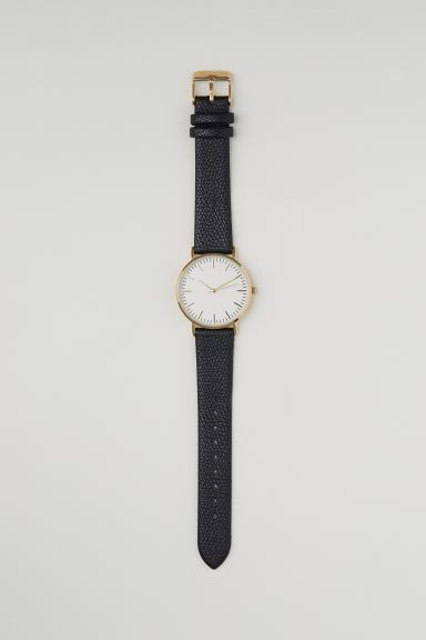 Watch - Black - Ladies | H&M GB