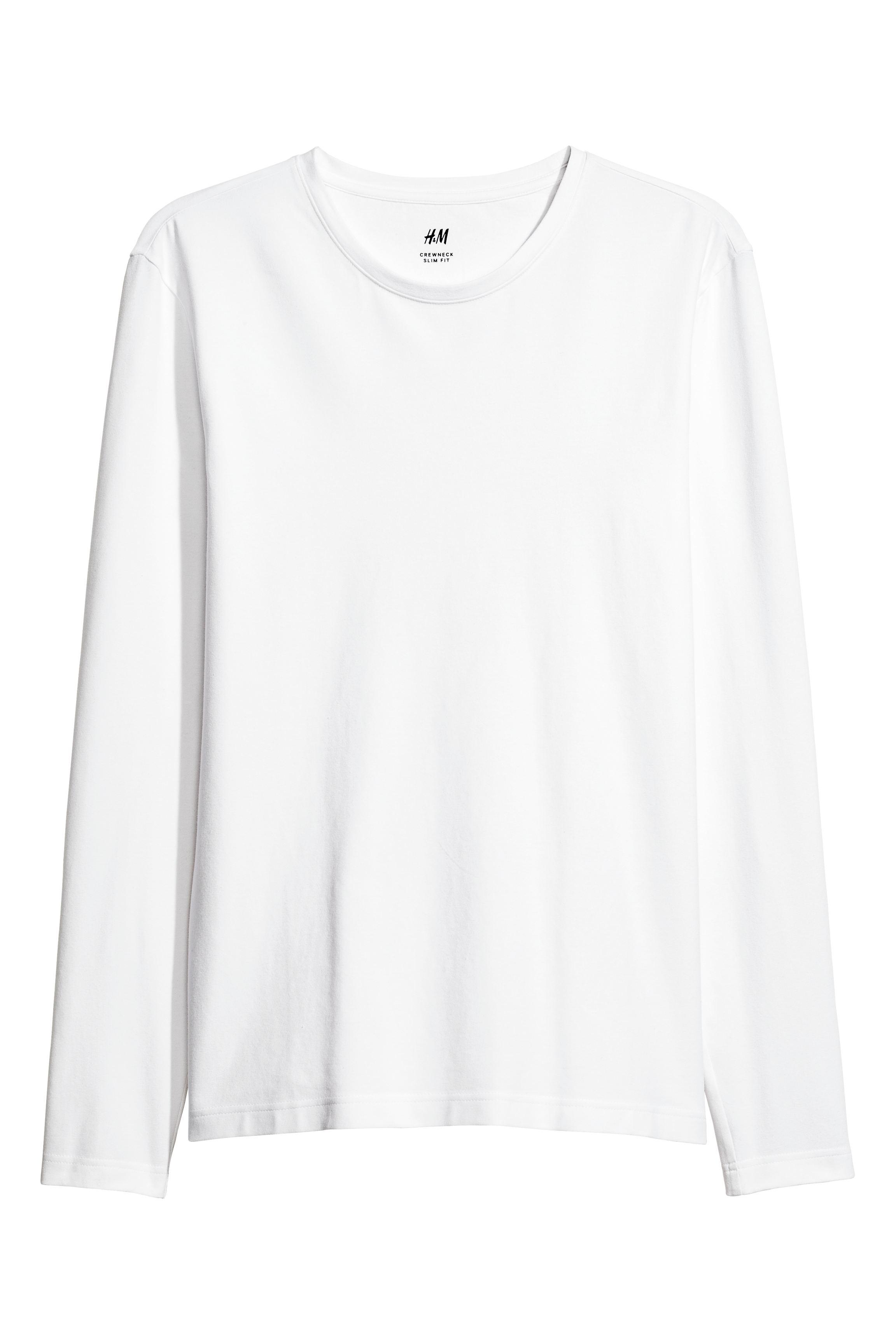 3-pack Shirts Slim fit