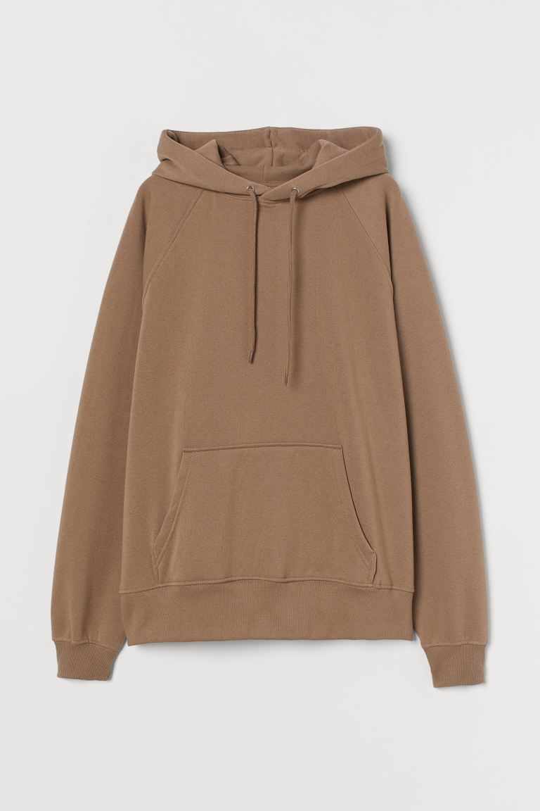 Hooded top - Greige - Ladies | H&M GB