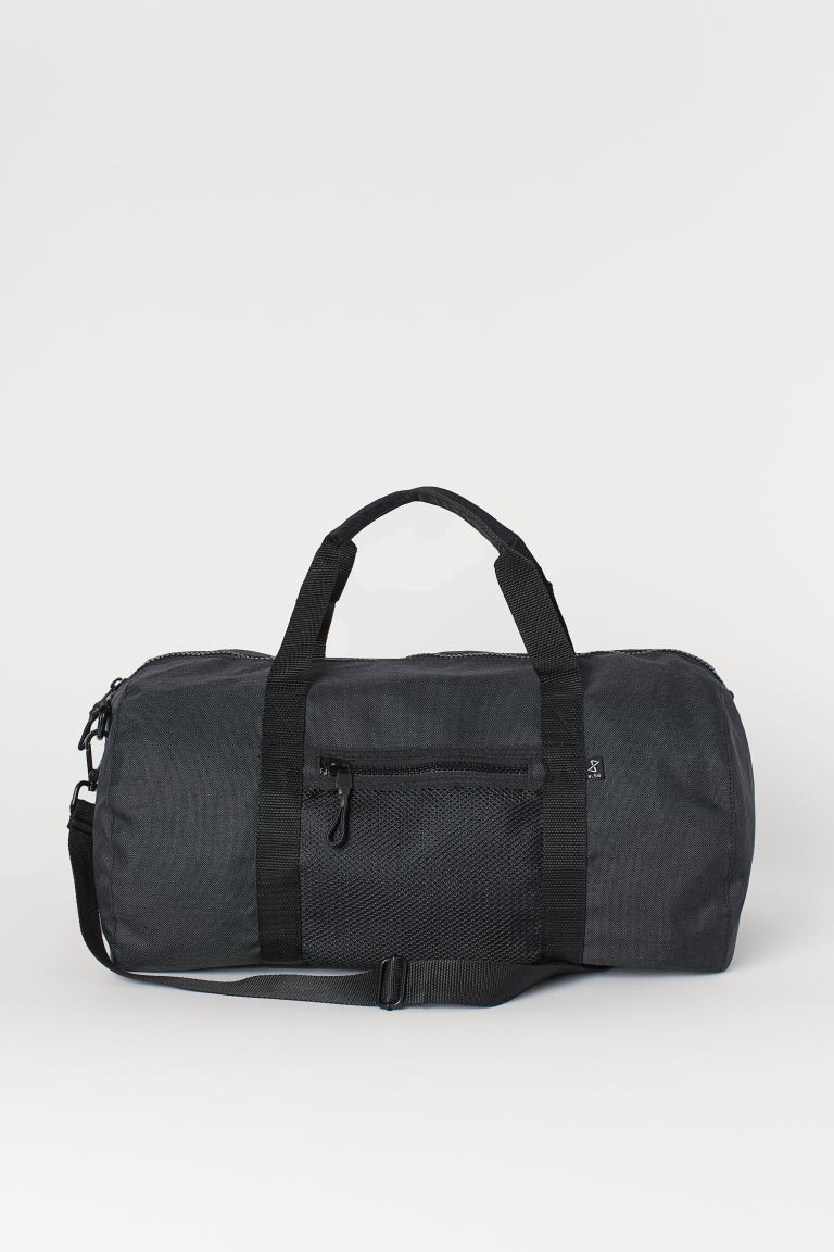 Sports bag - Dark grey - Men | H&M GB