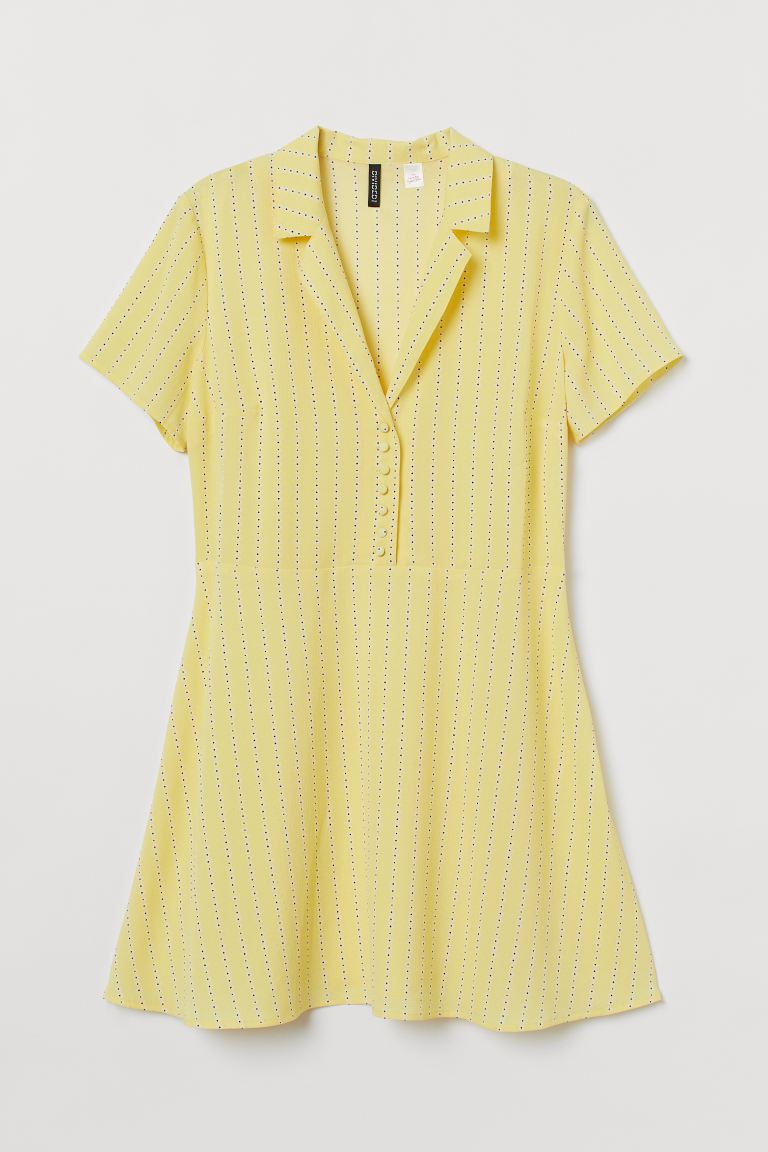 H&M+ Shirt dress