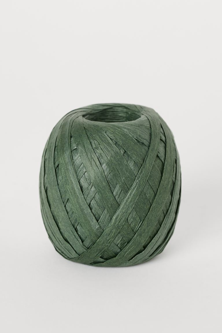 Gift cord - Dark green - Home All | H&M GB