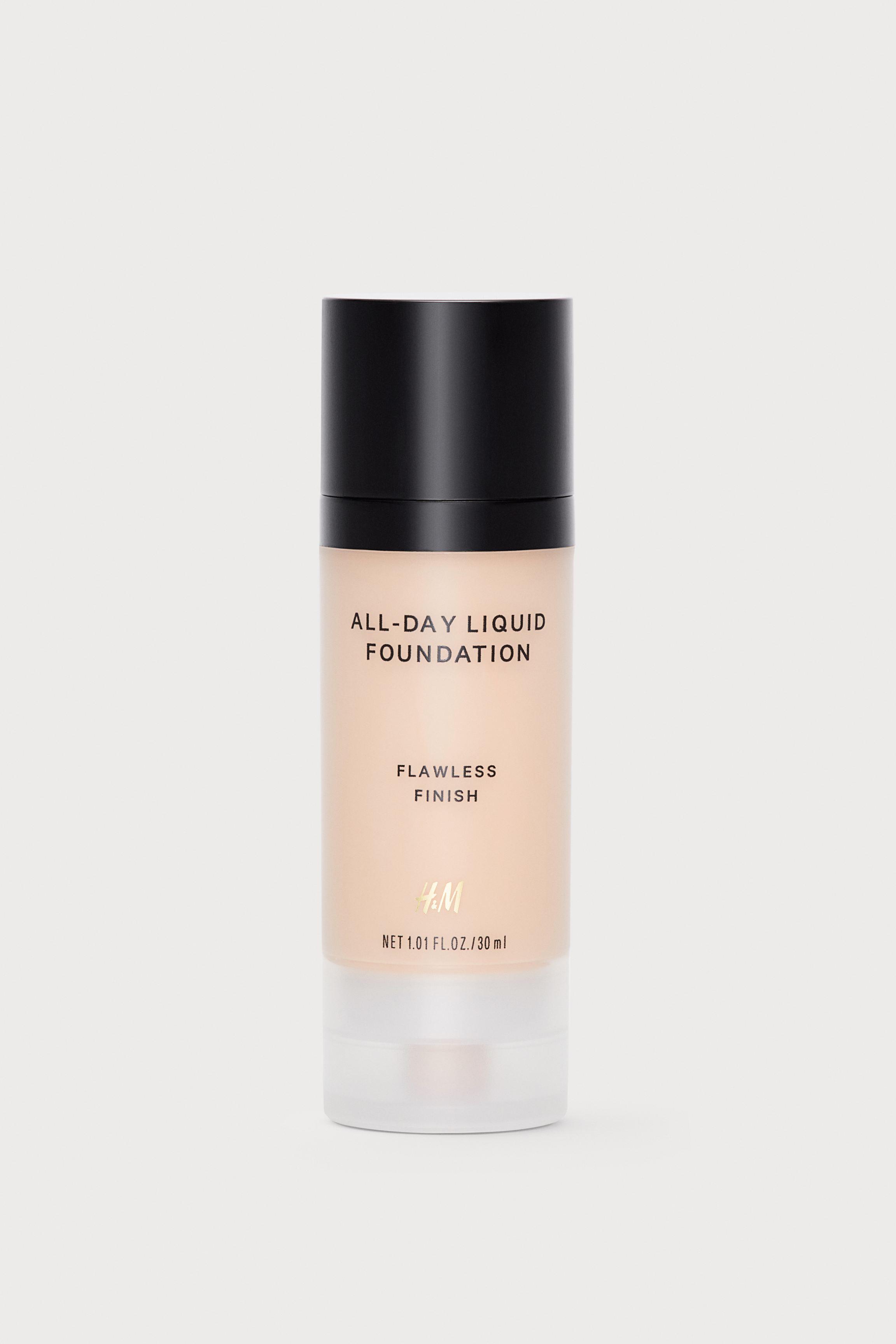 All-day Liquid Foundation