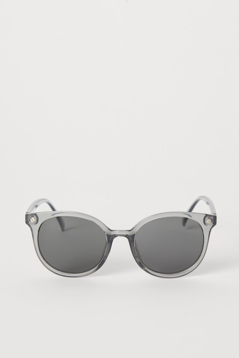 Sunglasses - Dark gray - Ladies | H&M US