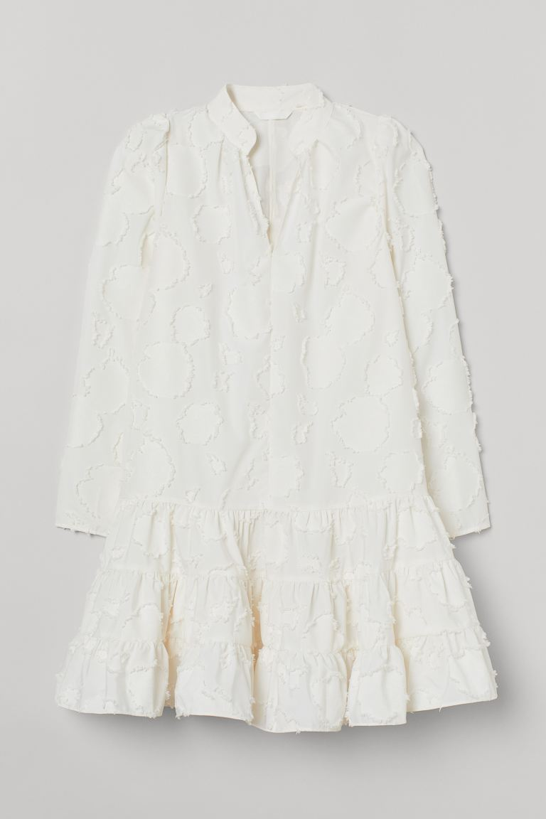 Conscious Collection White Mini Dress