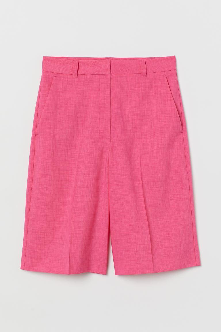 Tailored Bermuda Shorts