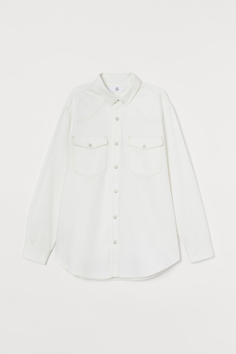 Conscious Denim Shirt