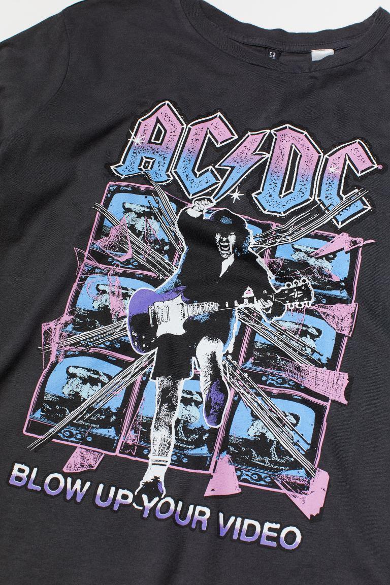 Dc シャツ ac t AC/DCロゴTシャツ AC/DC