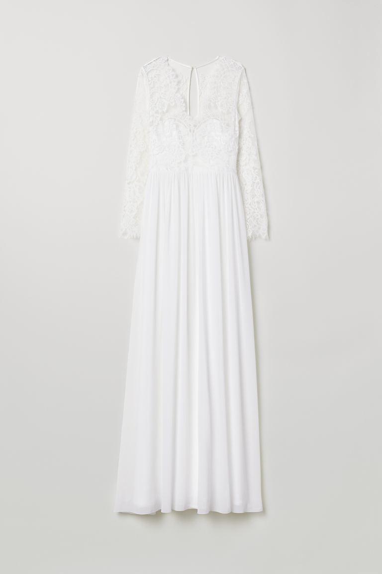 H&M Hochzeitskleid