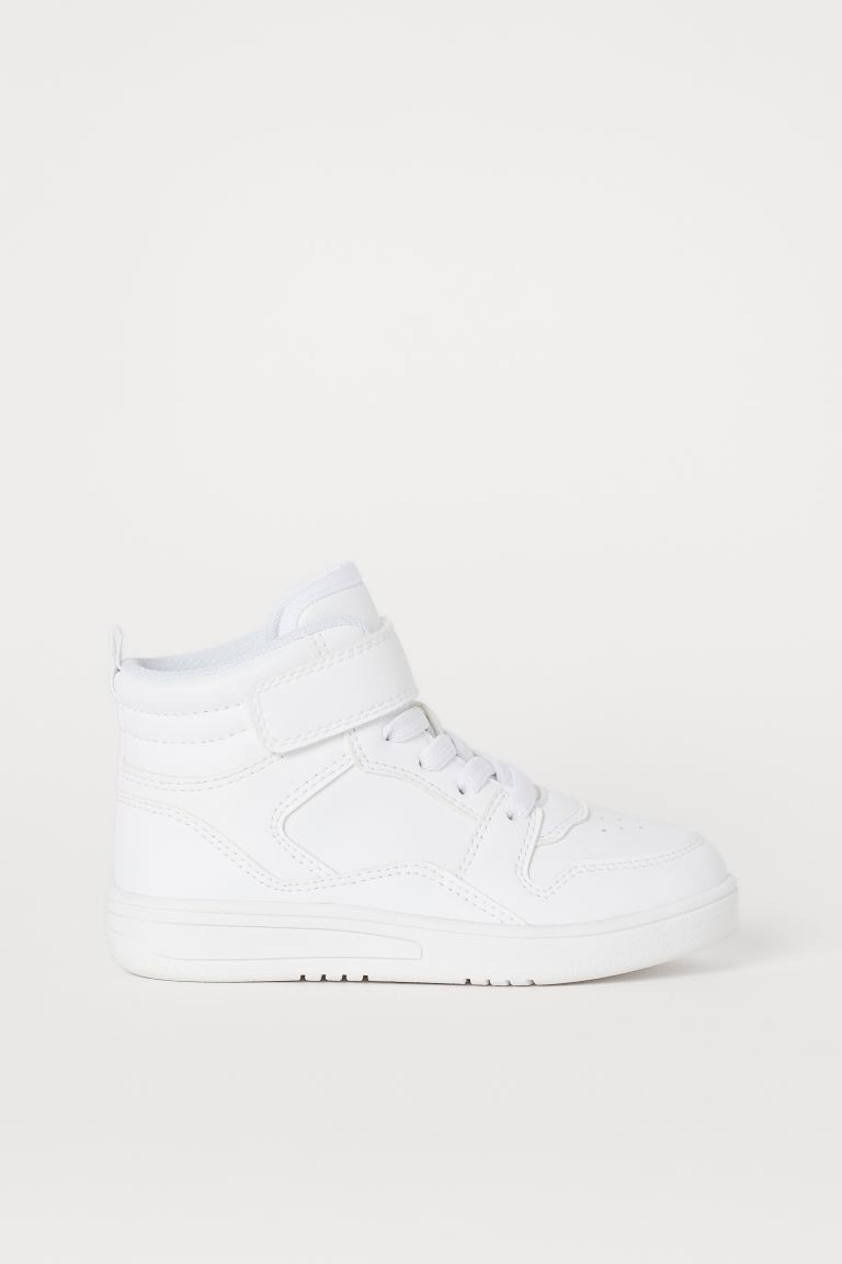 High Tops - White -  | H&M CA