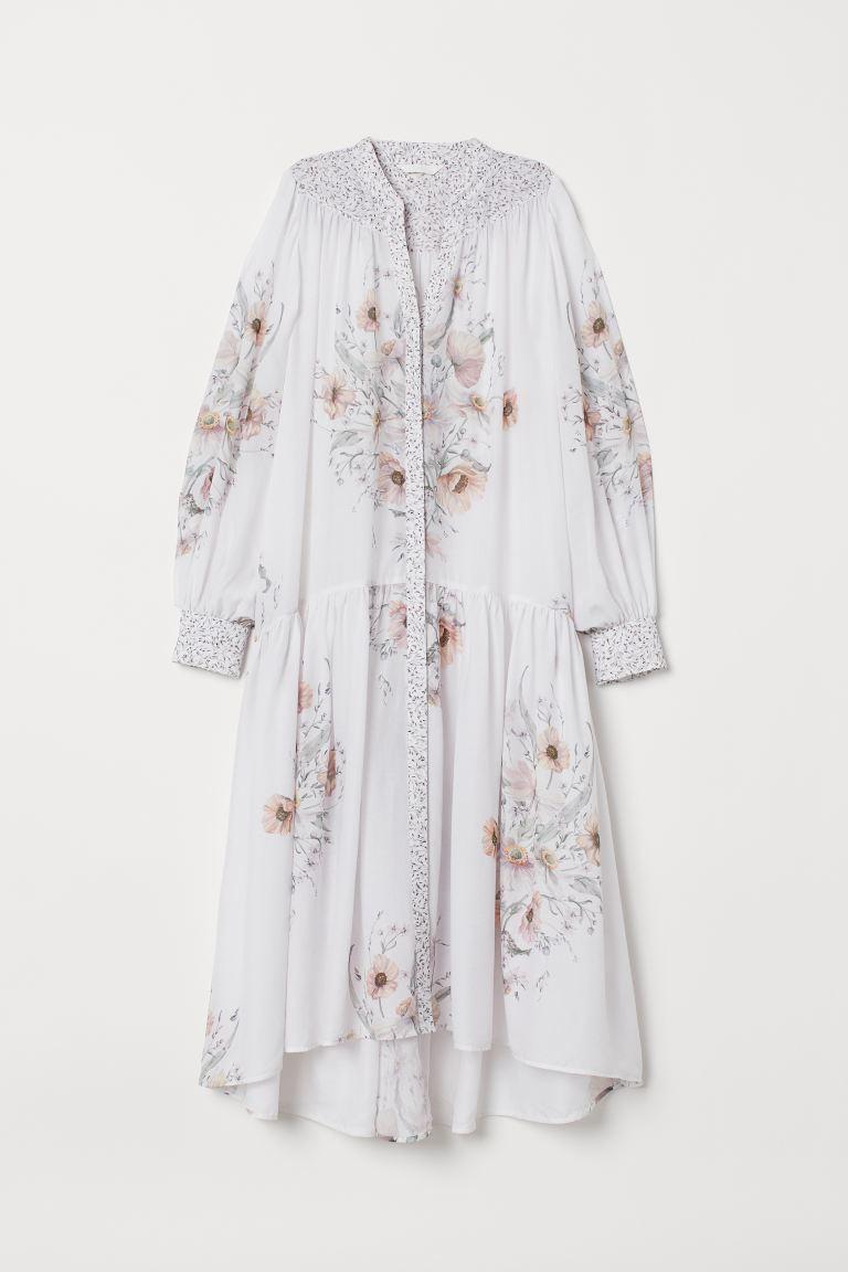 Kleid aus Lyocellmischung