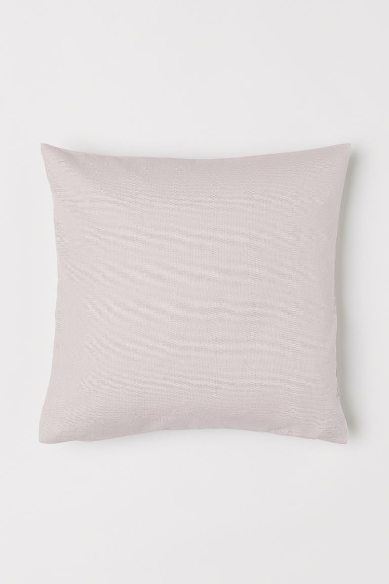 Kuddfodral i bomullscanvas - Rosa - Home All | H&M SE