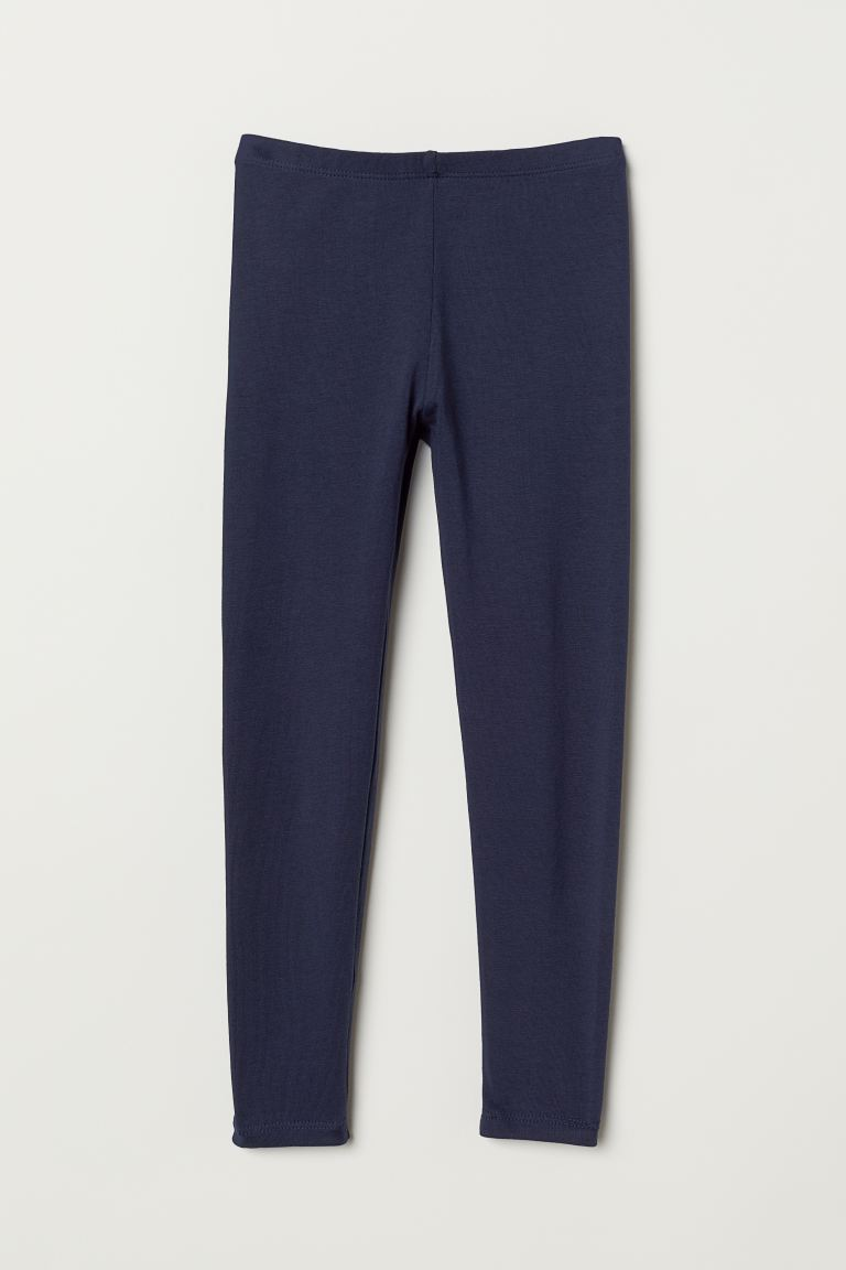 Leggings - Dark blue - Kids | H&M IE