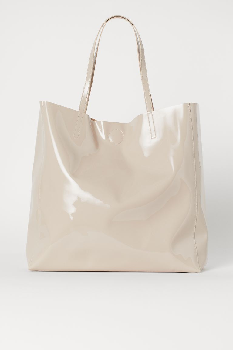 Shopper - Light beige - Ladies | H&M GB