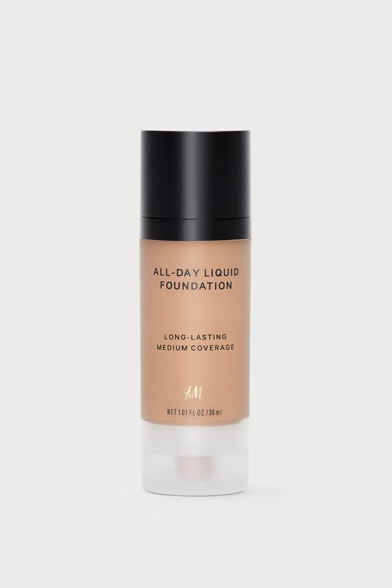 All-Day Flüssige Foundation - Amber - Ladies | H&M DE