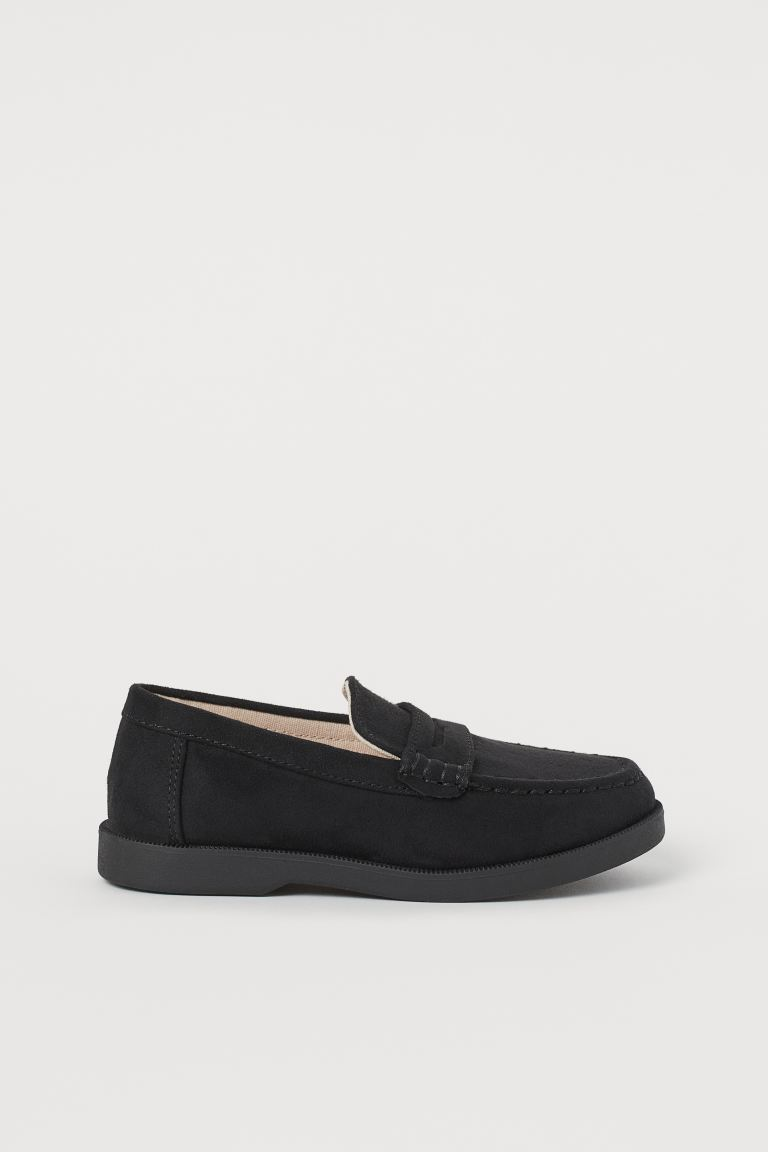 Loafers - Sort - BARN | H&M NO