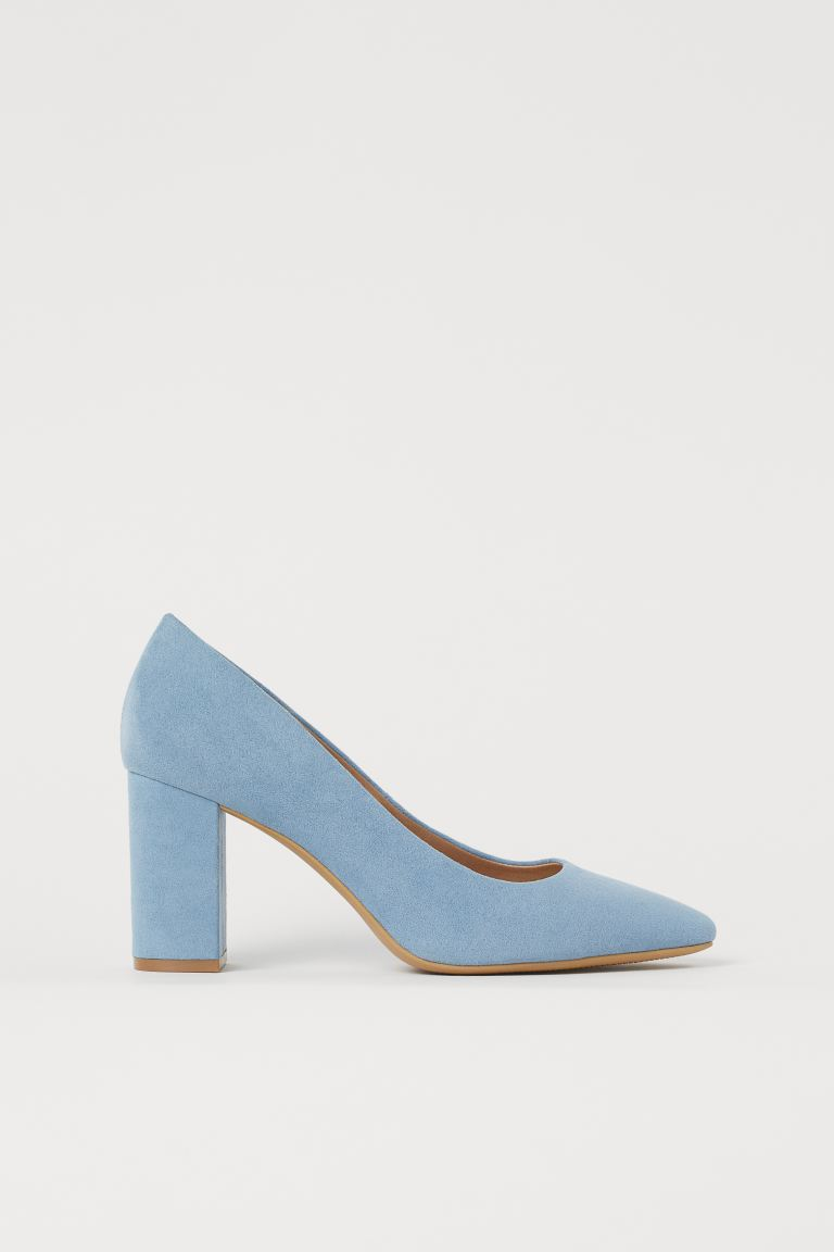 Pumps - Lichtblauw - DAMES | H&M BE