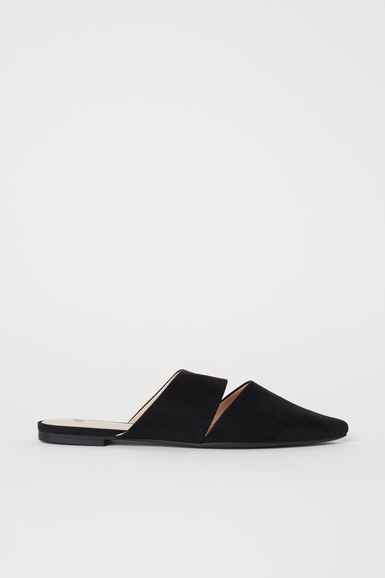 Mules - Black - Ladies | H&M US
