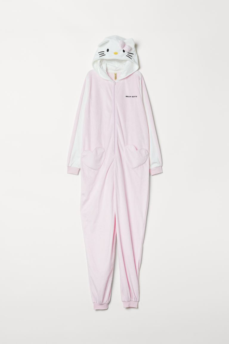 Fancy dress costume - Pink/Hello Kitty - Ladies | H&M IE