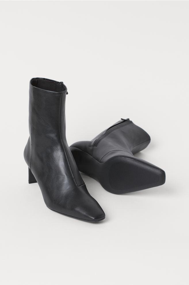 Ankle Boots - Black - Ladies | H&M US 2