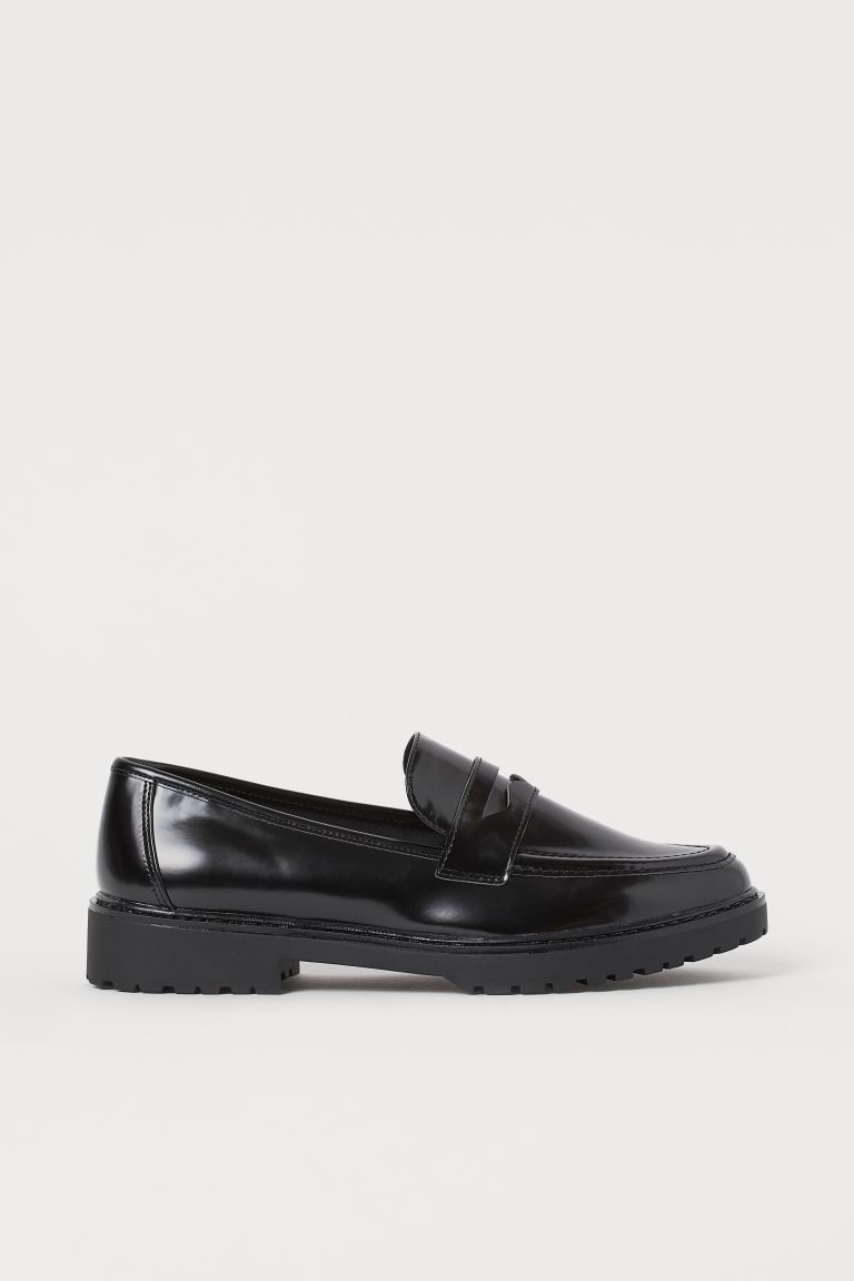 Loafers - Black -  | H&M US