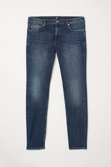 Super Skinny Jeans - Niebieski denim - ON | H&M PL