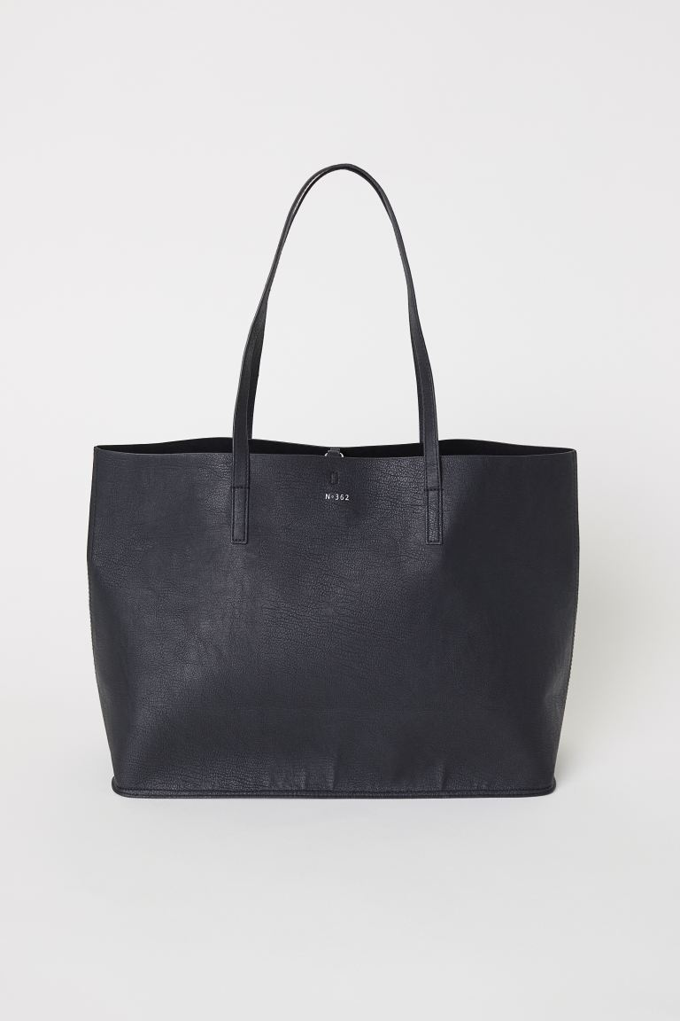 Shopper - Black - Ladies | H&M CA