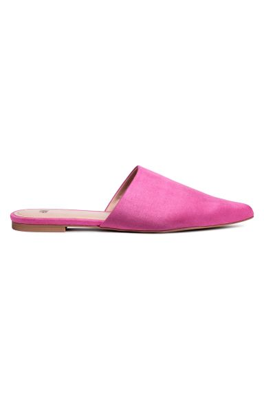 Mules - Cerise - Ladies | H&M IE