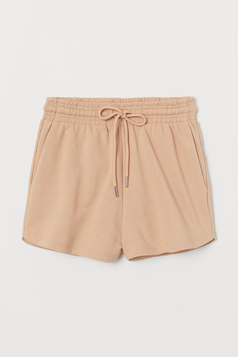 Best Loungewear For Women - Sweatshorts - Beige - Ladies | H&M AT 3