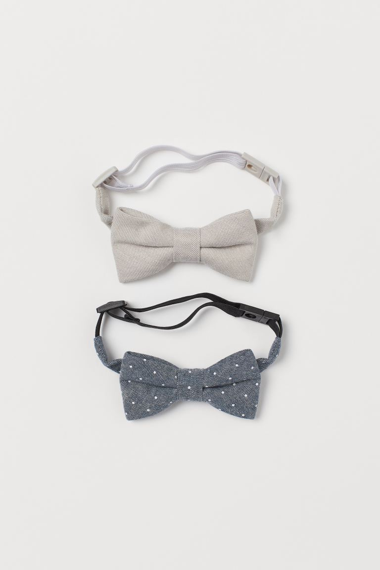 2 галстука-бабочки