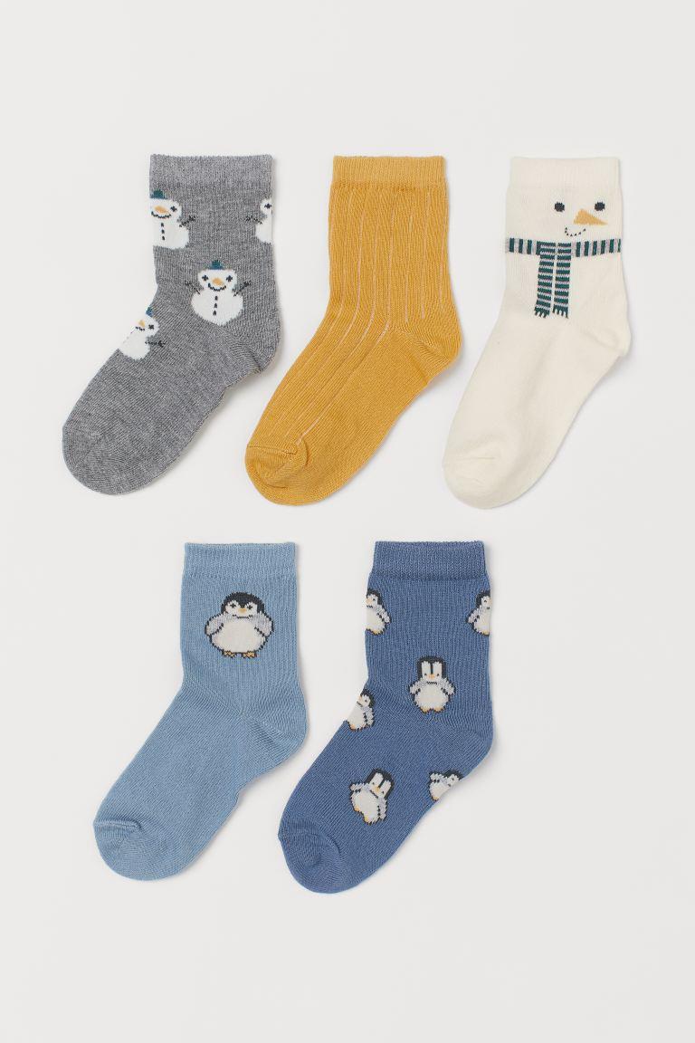 5-pack socks