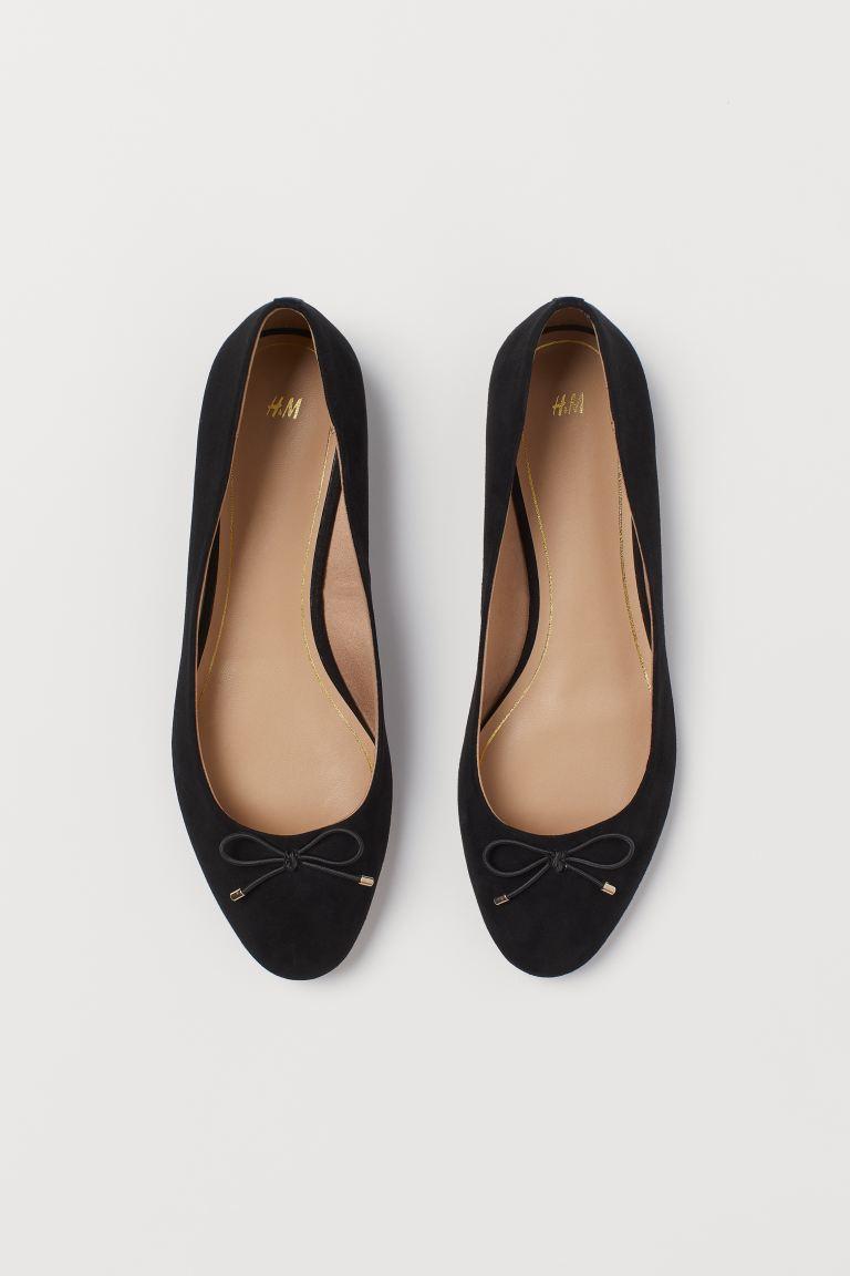Ballet pumps - Black - Ladies   H&M GB