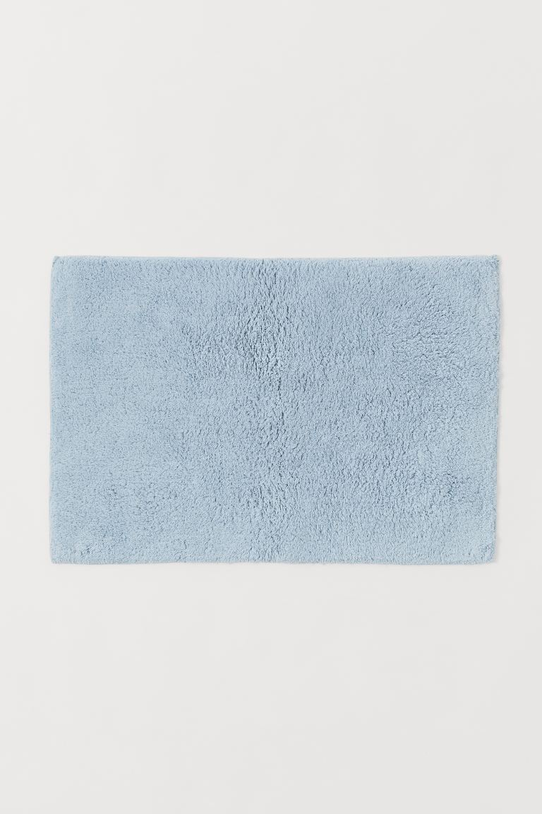 Tapis de bain - Bleu clair - Home All | H&M FR