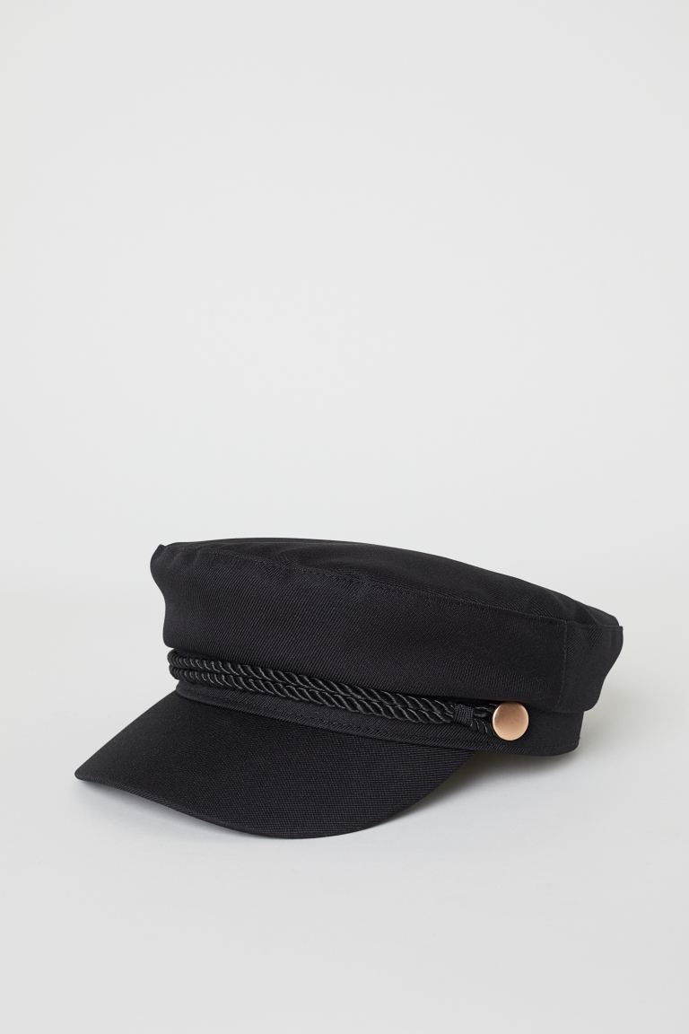 Captain's Cap - Black - Ladies | H&M CA