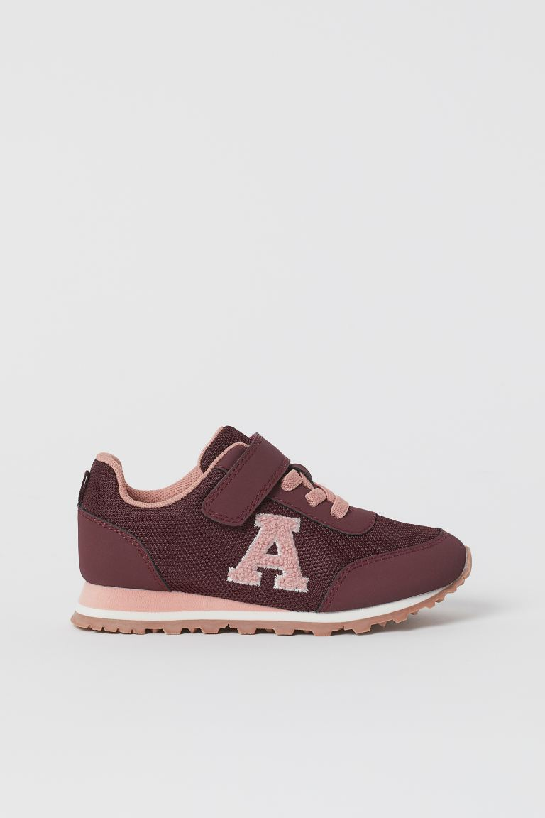 Sneaker - Dunkelrot/A - Kids | H&M AT