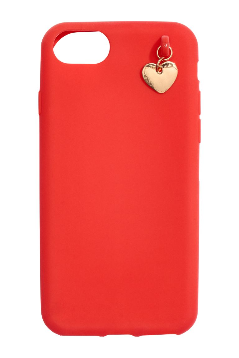 iPhone 6/8-case - Rood - DAMES | H&M NL