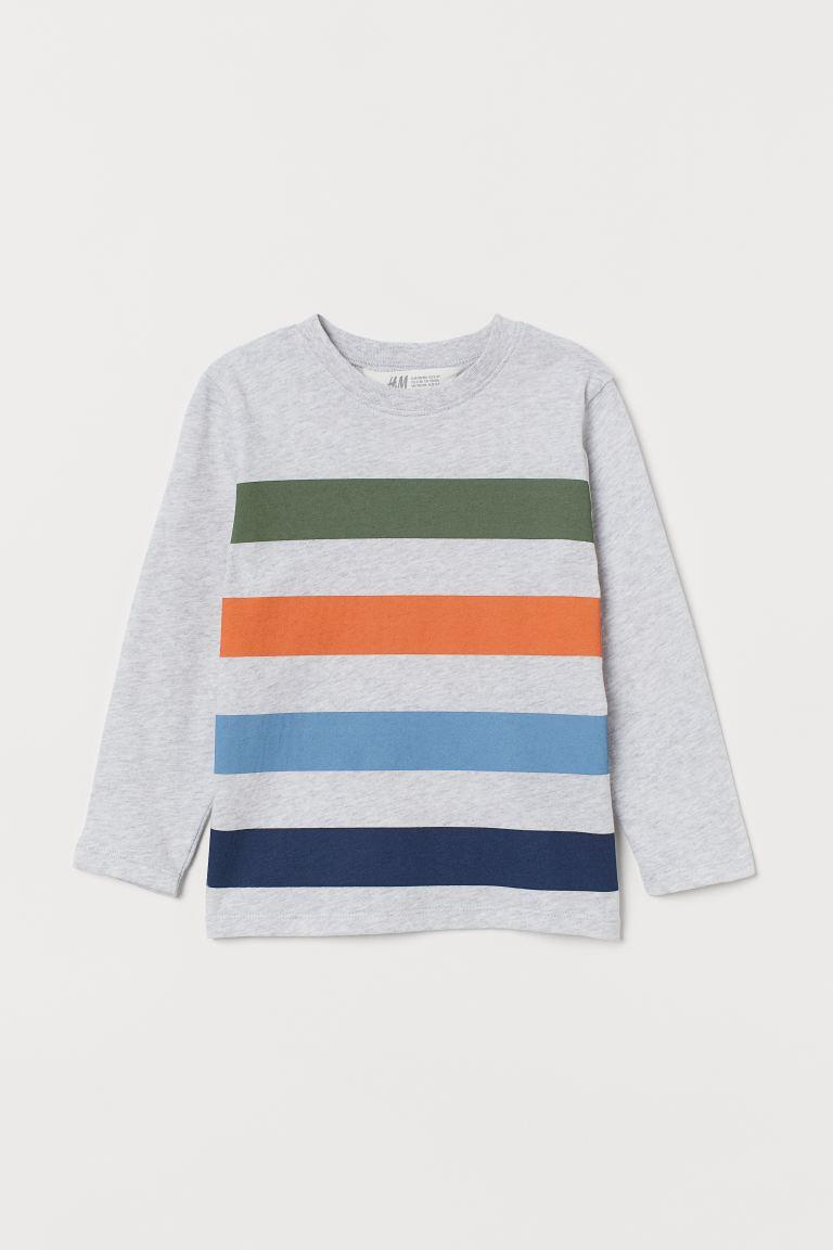 T-shirt imprimé en jersey