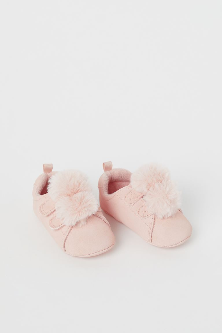 Soft Sneakers - Light pink - Kids | H&M CA