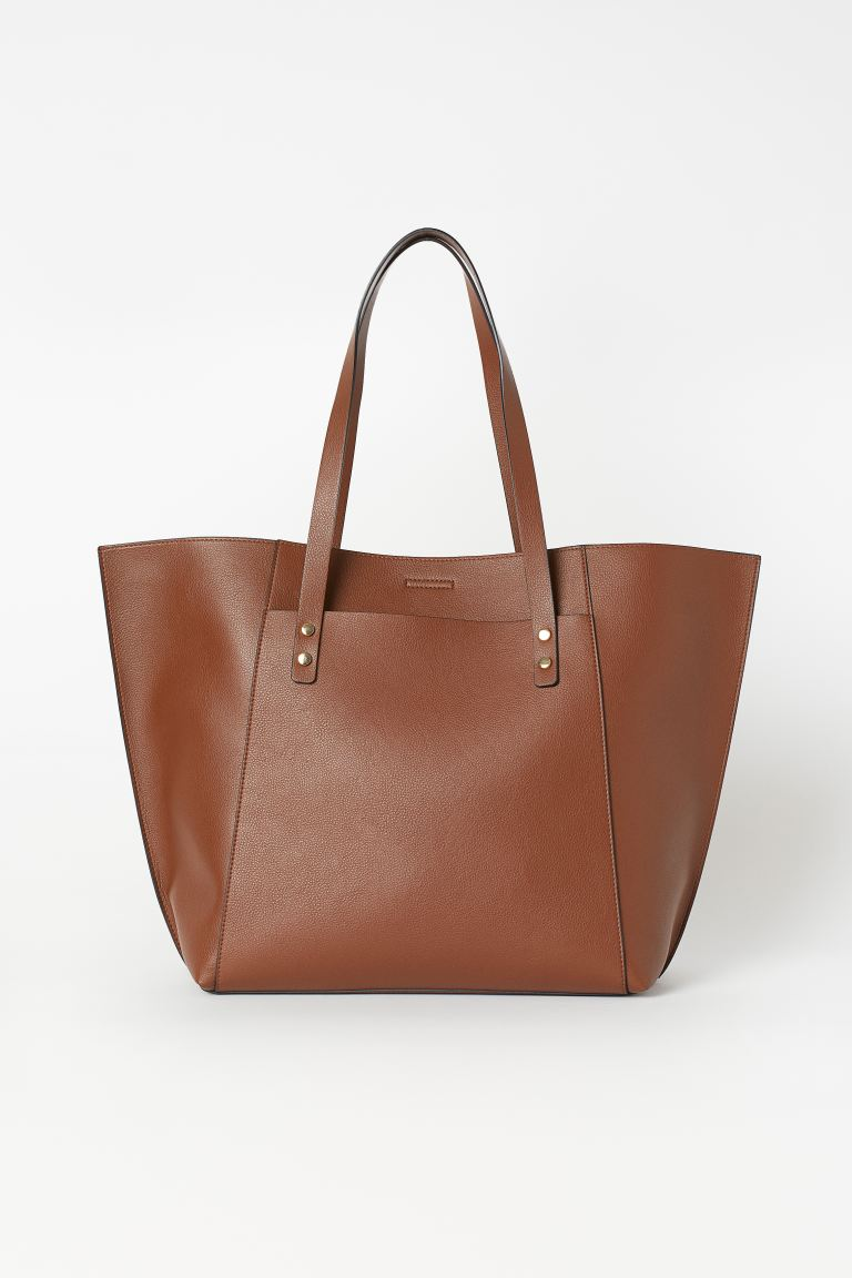 Shopper - Brown - Ladies | H&M US
