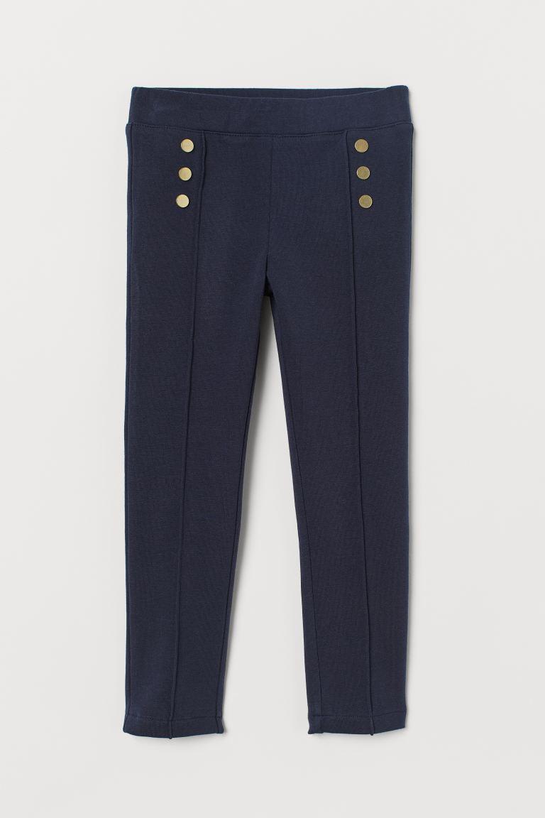 Treggings - Navy blue -  | H&M GB