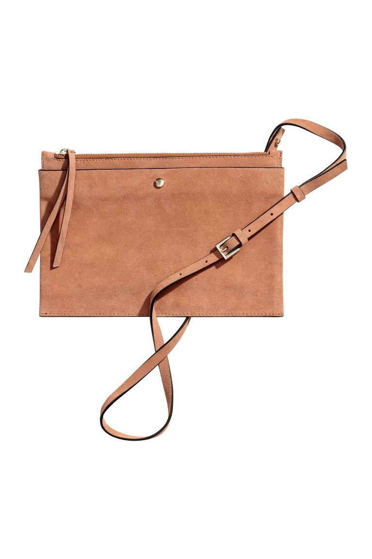 Shoulder Bag - Camel - Ladies | H&M CA