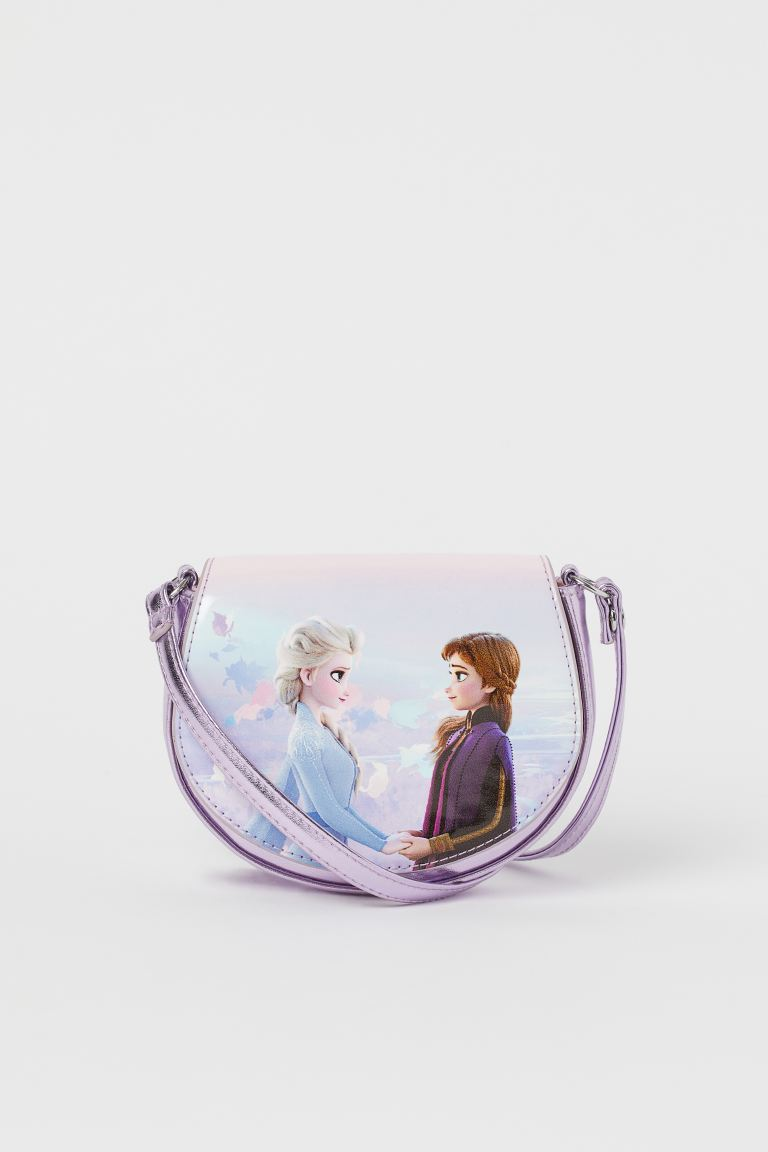 Small shoulder bag - Purple/Frozen - Kids | H&M