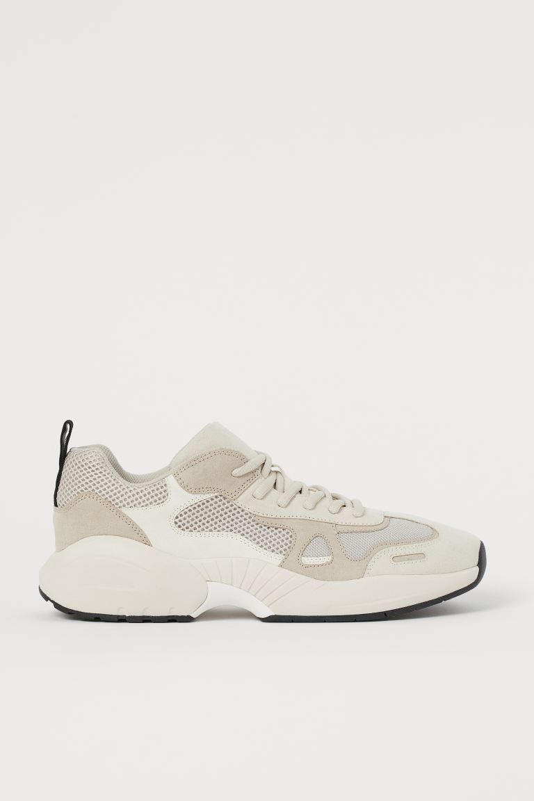 Trainers - Light beige - Men | H&M GB