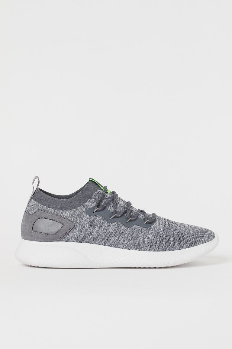 Fully fashioned Sneaker - Graumeliert - Men | H&M AT