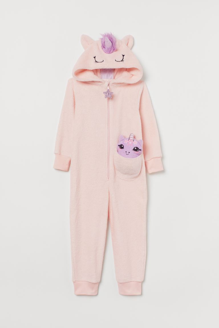 Costume - Powder pink/unicorn - Kids | H&M CA