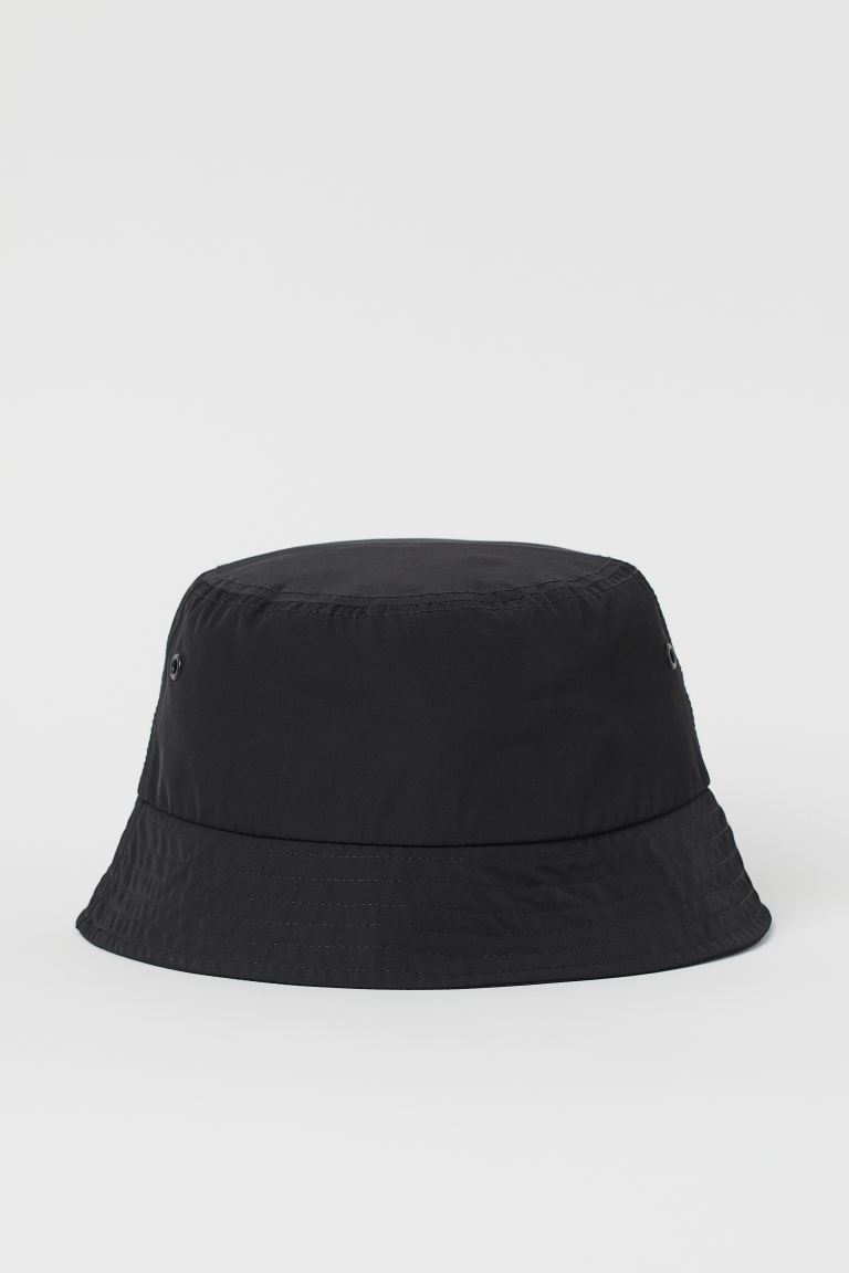 Bucket hat - Black - Men | H&M