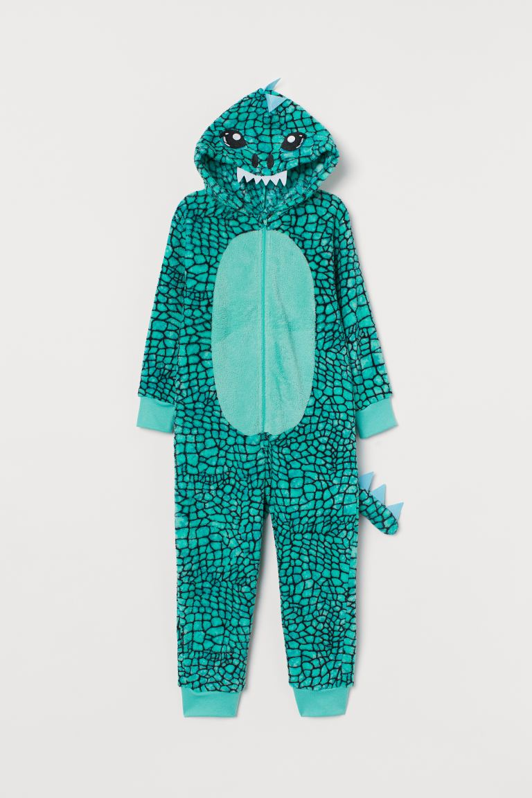 Fancy dress costume - Light green/Dinosaur - Kids | H&M